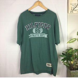 Tommy Hilfiger Embroidered T-Shirt XXL